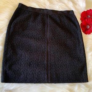 Ann Taylor | Petite black skirt 🌹